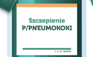 Bezpłatne szczepienia przeciwko pneumokokom