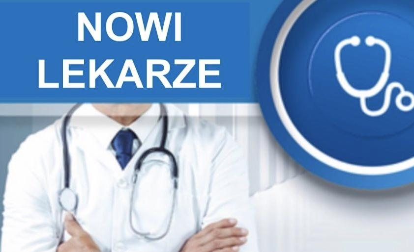 Nowi lekarze w SPG ZOZ w Nadarzynie